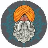Guru Royalty Free Stock Image