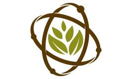 Guru Eco Science Technology Lab nutritif illustration libre de droits