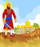 Guru Gobind Singh Jayanti Royalty Free Stock Images
