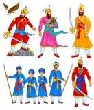 Guru Gobind Singh Jayanti Royalty Free Stock Image