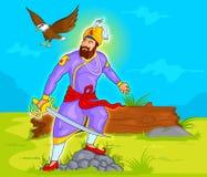 Guru Gobind Singh Jayanti Stock Image