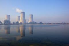 Guru Nanak Dev thermal plant Royalty Free Stock Photos