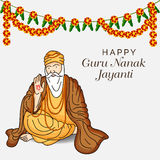 Guru Nanak Jayanti Royalty Free Stock Photography