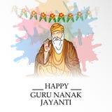 Guru Nanak Jayanti Stock Image
