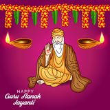Guru Nanak Jayanti Royalty Free Stock Image