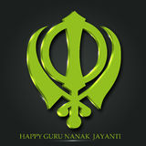 Guru Nanak Jayanti Royalty Free Stock Photo