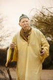 Guru no deserto Fotografia de Stock