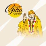 Guru Purnima. Royalty Free Stock Image