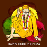Guru Purnima. Stock Photography
