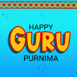 Guru Purnima. Royalty Free Stock Photo