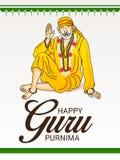Guru Purnima. Stock Image
