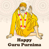 Guru Purnima. Royalty Free Stock Photography