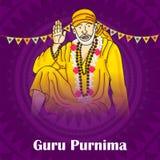 Guru Purnima. Stock Images