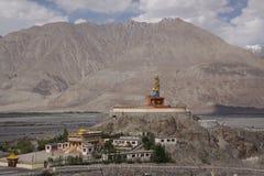 Guru Rimpoche Lizenzfreies Stockfoto