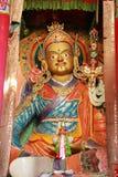 Guru Rinpoche Imagen de archivo libre de regalías