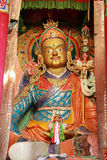 Guru Rinpoche Lizenzfreies Stockbild