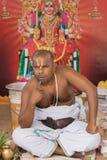 Guru voor vishnu-Durga in Ammamamdapam Stock Afbeelding