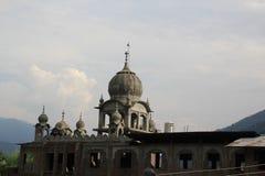 Gurudwara Immagine Stock
