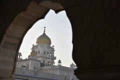 Gurudwara Bangla Sahib, New Delhi Royalty Free Stock Image