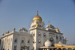 Gurudwara Bangla Sahib, New Delhi Royalty Free Stock Images