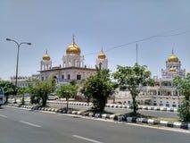 Gurudwara Jammu Fotografie Stock Libere da Diritti