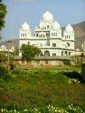 Gurudwara temple in Pushkar, India Royalty Free Stock Photography