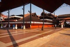 Guruvayur Devaswom, Керала Стоковое Изображение