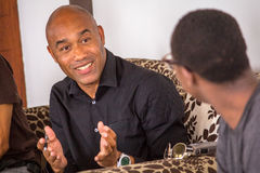 Gus Casely- Hayford Royalty Free Stock Images
