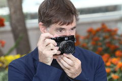 Gus Van Sant Royalty Free Stock Photo
