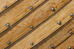 Guscio di legno fotografie stock