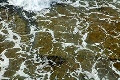 Gushing Sea Royalty Free Stock Image