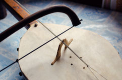 Gusle traditional music instrument Stock Photos