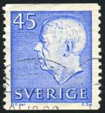 Gustaf VI Adolf Lizenzfreie Stockfotografie