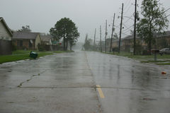 gustav τυφώνας Στοκ Φωτογραφίες