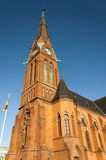 Gustav Adolfs Church Stock Photography