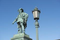 Gustav Adolfs Square Imagen de archivo