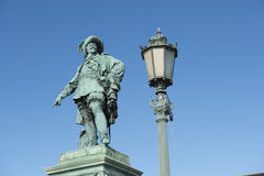 Gustav Adolfs Square Stock Image