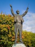 Gustav Holst Statue in Cheltenham, England Royalty Free Stock Photography