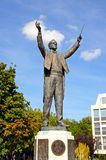 Gustav Holst statue, Cheltenham. Royalty Free Stock Photos
