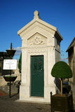 Gustave Eiffel Family Vault Cemetery France Stock Images