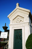 Gustave Eiffel Family Vault Cemetery France Stock Photography