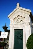 Gustave Eiffel Family Vault Cemetery Francia fotografía de archivo