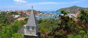 Gustavia, Heiliges Barthélemy Lizenzfreie Stockbilder