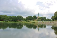 Gustavsberg Fotografia Royalty Free