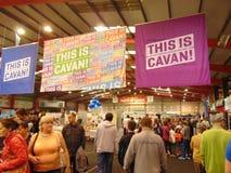 Gusto de Cavan Food Festival Fotografía de archivo libre de regalías