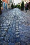 Gusto de Provence, pequeño pueblo meridional en Francia foto de archivo libre de regalías