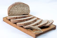 Gusto fresco del pan imagen de archivo libre de regalías