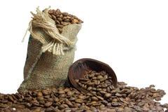 Gusto insaziabile di caffè da iniziare il giorno Fotografie Stock