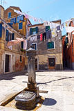 Gut im Venedig, Italien Lizenzfreies Stockfoto