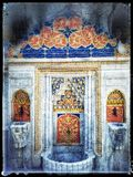 Gut von Topkapi-` s Palast, Istanbul lizenzfreies stockfoto